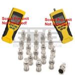 Klein Tools VDV Scout Pro Scout Pro 2 VDV512-056 Coax Remote Identifier Mapper IDs Set 1-19
