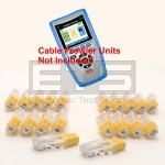 T3 Innovations CB350 CB400 Cable Prowler RK-220 RJ45 Remote Identity Mapper IDs Set 1-20