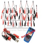 T3 Innovations Net Chaser NC950 NC950AR Individually Numbered 2 Wire Identifier Mapper IDs Clip Set 1-20
