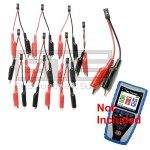 T3 Innovations Net Prowler NP700 Individually Numbered 2 Wire Identifier Mapper IDs Clip Set 11-20