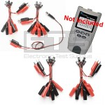 T3 Innovations Tri Tester TT500 TT550 2 Wire Identifier Mapper IDs Clip Set 1-20