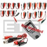 T3 Innovations Tri Tester TTK555 TTK555A 2 Wire Identifier Mapper IDs Clip Set 1-20