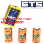 Test-Um JDSU TP100 Tell-Al Indicator CX35 6 Volt Alkaline Battery 3 Pack
