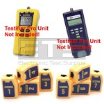 Test-Um JDSU Testifier Pro TP350 TP655 TP610 Wiremapping Network Remote Identifiers Set 1-8