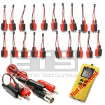 Test-Um JDSU Testifier TP350 TP315 2 Wire Identifier Mapper ID Clip Set 1-20