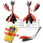 Test-Um JDSU Testifier TP350 TP315 2 Wire Identifier Mapper ID Clip Set 11-20