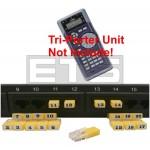 Test-Um JDSU Tri Porter IVT600 TP314 RJ11 Remote Identifier Mapper IDs 1-20