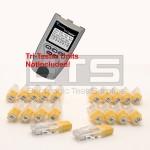 T3 Innovations Tri Tester TT550 TTK550A TTK550B RK-220 RJ45 Identifier Mapper IDs Set 1-20