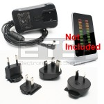 BlackMagic PSUPPLY-12V30W Ultra Studio Pro International Battery Charger Power Supply