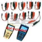 Test-Um JDSU Validator NT950 NT955 TP315 2 Wire Identifier Mapper ID Clip Set 11-20