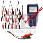 Test-Um JDSU Validator NT1150 NT1155 TP315 2 Wire Identifier Mapper ID Clip Set 11-20