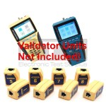 Test-Um JDSU Validator NT900 NT905 TP610 Wiremapping Network Remote Identifiers Set 1-8