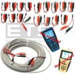 Test-Um JDSU Validator NT950 NT955 TP315 2 Wire Identifier Mapper ID Clip Set 1-20