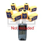 Ideal VDV MultiMedia 33-856 Wiremapping Network Remote Identifiers Set 1-8