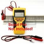 Klein Tools VDV Scout Pro LT RJ11 Modular Plug To 2ft & 4ft Alligator Clip Sets